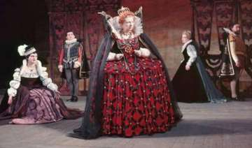 britten s coronation opera revived after 60 years...