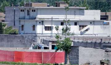 cia team visits laden mansion searches for over 6...