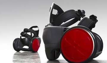 californian invents motorised shoes with remote...