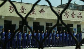 china jails 11 for extremist crimes in muslim...