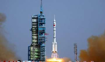 china achieves first manned space docking - India...