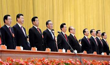china will not copy western political system says...