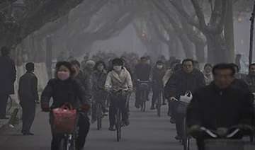 chinese go online to vent anger over pollution -...