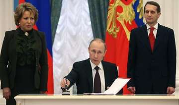 crimea goes east ukraine goes west in two new...