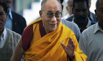 dalai lama says no role for china in picking heir...