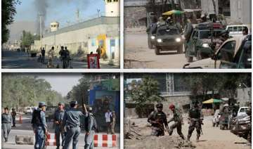 daring attack taliban try to storm afghan...