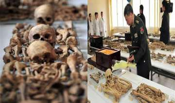 400 dead chinese soldiers from korean war set to...
