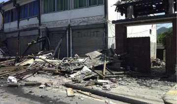4 killed 10 injured in 5.9 magnitude quake in...