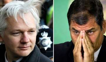 ecuador s envoy heads to quito for assange talks...