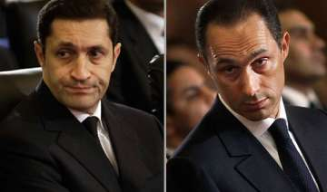 mubarak detained with his two sons - India TV