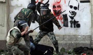 egypt military uses heavy hand in crushing...