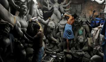eight durga puja idols vandalized in bangladesh -...