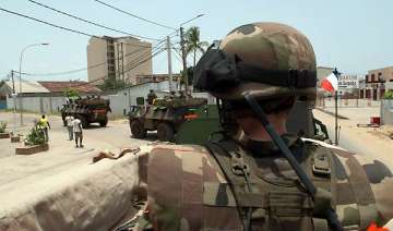 final battle rages in ivory coast - India TV