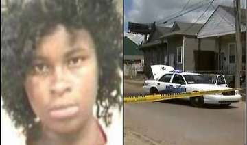 five year old in us shoots self after mom leaves...