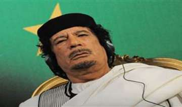 gaddafi threatens to attack west over airstrikes...