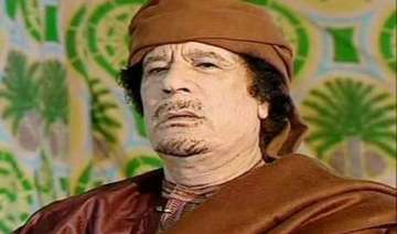 gadhafi may be wounded on the run says italian...