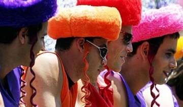 gay pride parade begins in israel s tel aviv -...