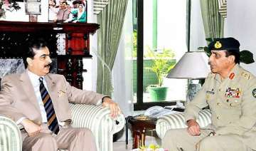 gen kayani asks gilani to arrange joint session...