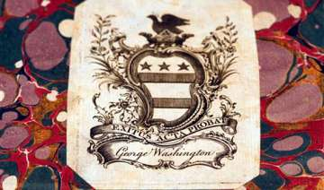 george washington book fetches 9.8m at auction -...