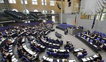 german parliament to hold special session on us...