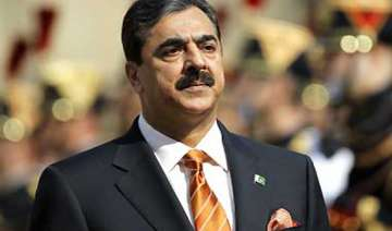 gilani in no mood to tone down battle with...