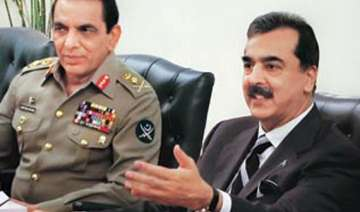 gilani kayani to come face to face today - India...