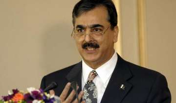 gilani rules out early polls says his govt will...