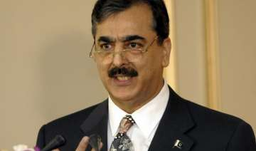gilani was expecting supreme court order - India...