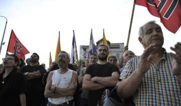 greeks vote in crucial elections - India TV