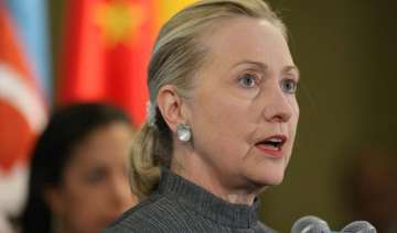 hillary clinton asks world leaders to help reduce...