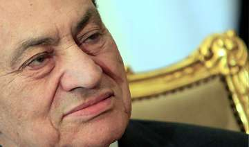 hosni mubarak hospitalised report - India TV