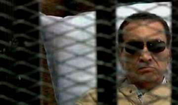 hosni mubarak in critical condition says official...