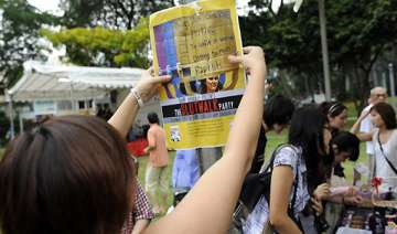 hundreds gather for singapore slutwalk protest -...