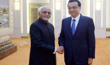 india china have to narrow down differences hamid...