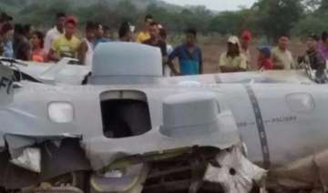 11 killed in colombia military plane crash -...