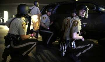 police shooting protests put ferguson back on...