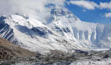 over 70 percent of everest glacier s volume may...