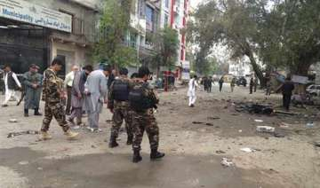 afghan suicide bombing blamed on islamic state...