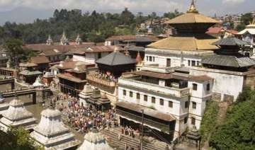 pashupatinath temple unharmed in nepal s...