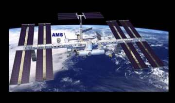 alpha magnetic spectrometer to search for anti...
