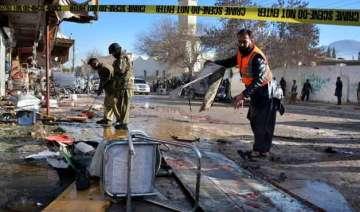 8 killed as blast targets security personnel...