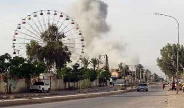 iraq says airstrike kills senior islamic state...
