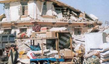 is it true that earthquakes often strike on the...