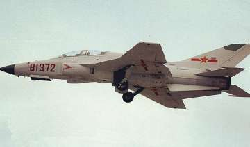 china deploys supersonic trainer aircraft for...