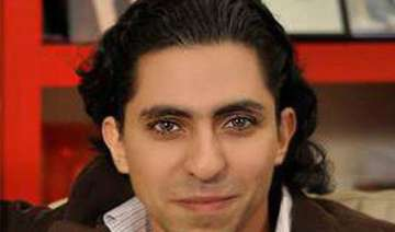 jailed saudi blogger wins eu rights prize but...