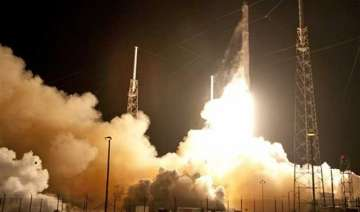 spacex launches for nasa no luck with rocket...
