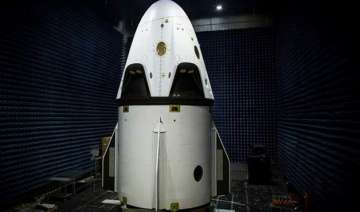 spacex to test life saving crew capsule for nasa...