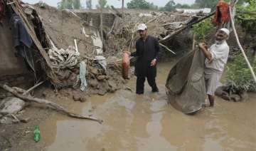 pakistan floods kill 116 affect over 7.5 lakh -...