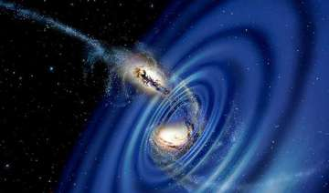 scientists detect gravitational waves prove...