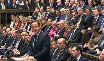 this is no time to divide the west david cameron...